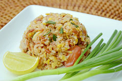 Fried Rice. Stock Images