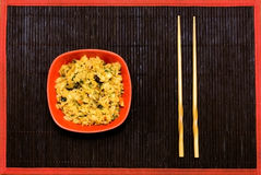 Fried rice Royalty Free Stock Photography