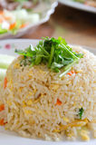 Fried rice asian food Stock Images
