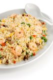 Fried rice, chinese cuisine, yangzhou style Stock Images