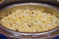 Fried Rice i magasin Arkivfoto