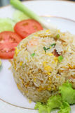 Fried rice, menu of local food in thailand Stock Photos