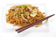 Fried Rice Noodle Royalty Free Stock Images