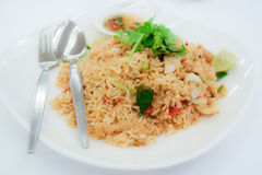 Fried rice. Seafood Fried Rice Thailand Food good Taste Stock Images