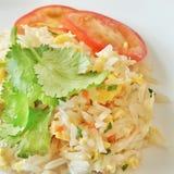 Fried Rice. Thai Fried Rice Royalty Free Stock Photos