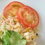 Fried Rice. Thai Fried Rice Stock Photos