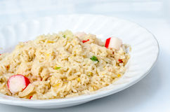 Fried rice ,Thai cuisine Stock Image