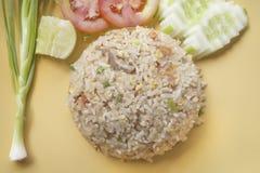 Fried Rice - Thai Food. Royalty Free Stock Photos
