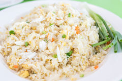 Fried rice thai style Royalty Free Stock Image