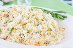 Fried rice thai style Stock Photography