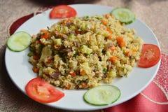Fried rice,Vietnamese food Royalty Free Stock Image