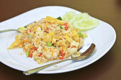 Free Fried Rice With Shrimp Stock Photography - 22908722