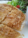Fried roti Royalty Free Stock Image