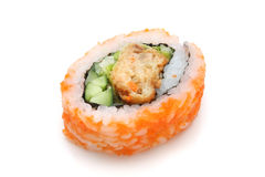 Fried Salmon Chumaki Royalty Free Stock Photography