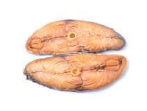 Fried salted fish Royalty Free Stock Images