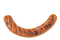 Fried sausage Royalty Free Stock Photos