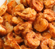Fried Shrimp stock photos