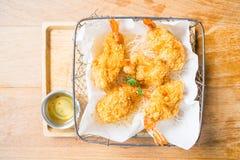 Fried shrimp ball Stock Image