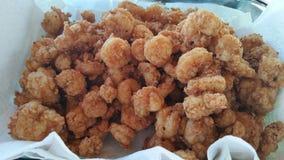 Fried Shrimp royalty free stock photography