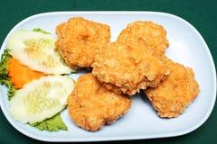 Free Fried Shrimp Meat Royalty Free Stock Image - 58143346