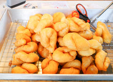 Fried snacks Royalty Free Stock Image