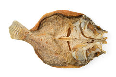 Fried snapper Stock Photography