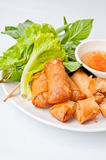 Fried spring roll Royalty Free Stock Photography