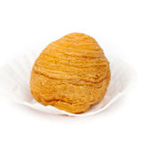 Fried Sweet Durian Puff Stock Images