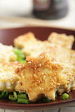 Fried tofu Stock Images