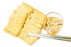 Free Fried Tofu Royalty Free Stock Photos - 42844238