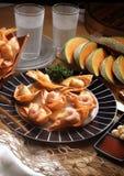 Fried wanton Royalty Free Stock Photo
