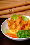 Fried Wanton Royalty Free Stock Image