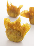 Fried wantons Stock Photo