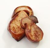 Fried wild mushrooms Royalty Free Stock Photos