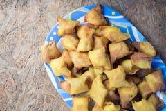 Fried Wonton Stock Images