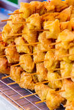 Fried Wonton Royalty Free Stock Images