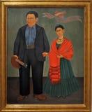 Frieda y Diego Imagen de archivo libre de regalías