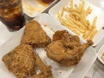 friedchicken Zdjęcie Royalty Free