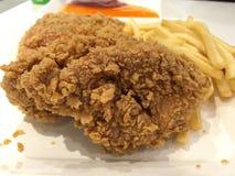 friedchicken Стоковые Изображения RF