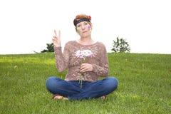 Frieden Stockfoto