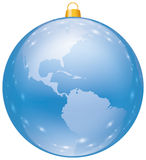 Frieden auf Erde-Verzierung Lizenzfreies Stockbild