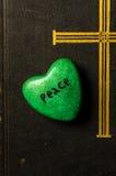 Frieden für jeder Lizenzfreie Stockbilder