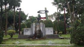 Frieden Memorial Park Stockfotografie