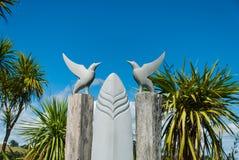 Frieden und Harmonie Stockfoto