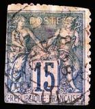 Friedens- und Handelsgötter, circa 1892 Lizenzfreie Stockfotos