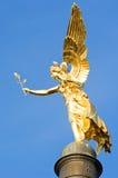 Friedensengel - munich Stock Image