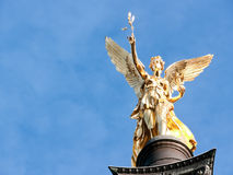 Friedensengel - munich Royalty Free Stock Image