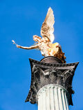 Friedensengel - munich Stock Photo
