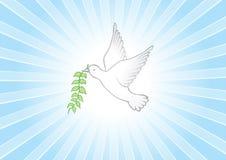 Friedenshintergrund Lizenzfreie Stockfotos