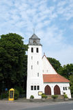 Friedenskirche σε Anholt Στοκ Φωτογραφία